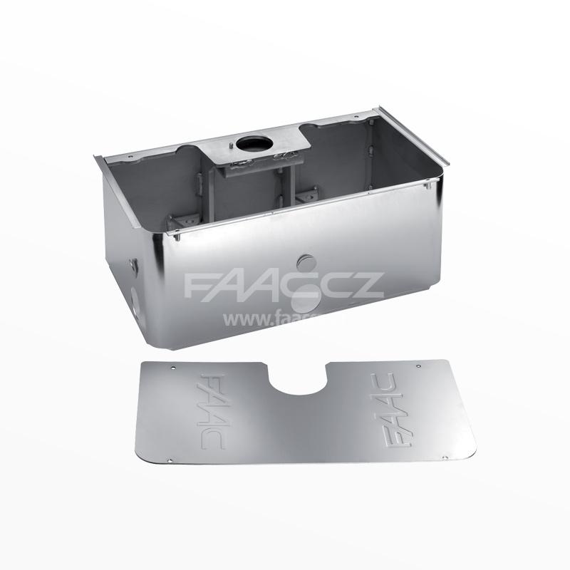 Nerez Box FAAC S800 H (490113)