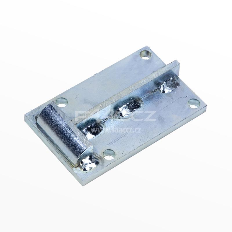 Montážní deska pro elektrozámek (720329)